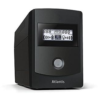 Atlantis Land a03-hp851hostpower Line Interactive Sinewave UPS 850VA/480W