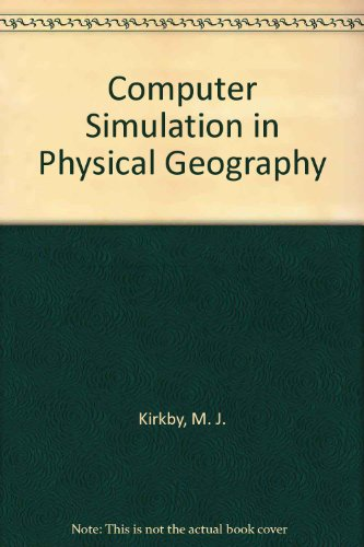 PDF Free] Computer Simulation in Physical Geography Download