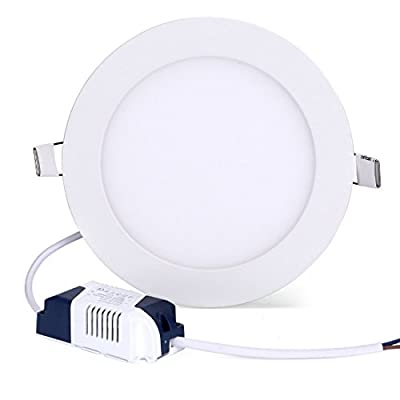 6W/9W/12W 4000K Natural White CREE LED Recessed Ceiling Panel Down Lights Lamp