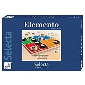 Selecta 9006 - jeu de logique Elemento