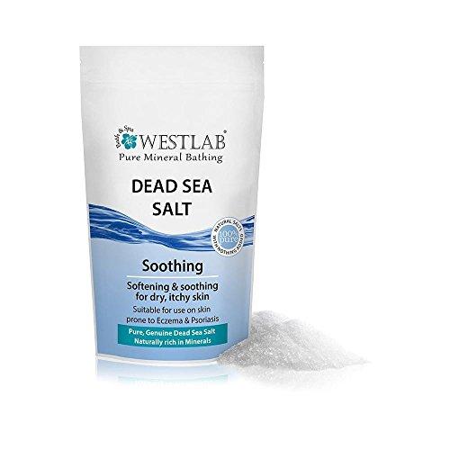 Westlab - Sale del Mar Morto, sacco richiudibile da 1kg