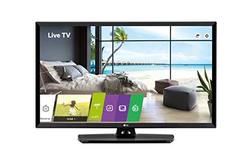 LG 32LU661H - 32in Entry Smart Hotel TV 81,3 cm (32 Zoll) Full HD 240 cd/m² Schwarz Smart-TV 10 W (32IN Direct LED 1920X1080 - SPKR 2X5W 1000:1 HDMI/USB IN) Spkr Usb