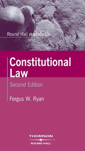 Constitutional Law Nutshell 2e