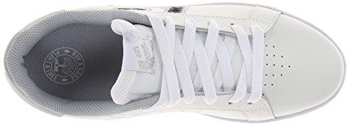 Etnies Fader LS W Damen Sneaker Weiß (White/Grey)