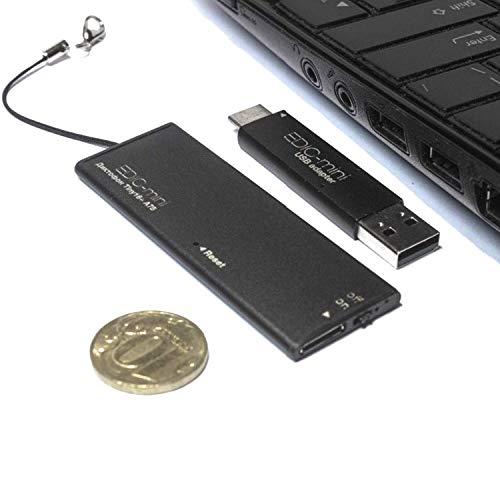 Mini Grabadora de Sonido, Audio y Voz | Espía Profesional Edic Mini Tini 16+ A75 | 4 Meses Autonomía