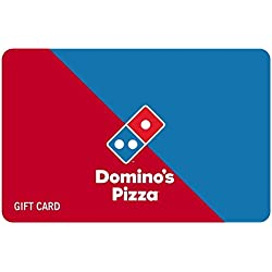 Dominos Pizza Gift Card - Rs.2000