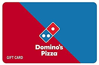 Dominos Pizza Gift Card - Rs.200: Amazon.in: Gift Cards