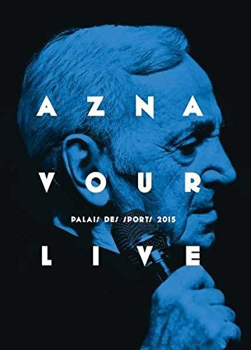 Bild von Charles Aznavour Live - Palais Des Sports 2015