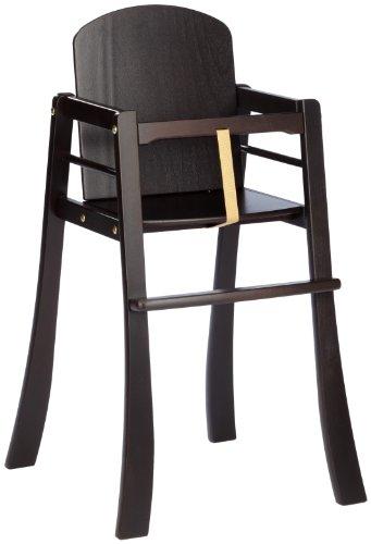 Geuther - Hochstuhl Mucki, aus Holz, stapelbar, stabiler Kinderstuhl, natur
