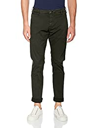 SELECTED HOMME Herren Hose Shhoneluca Forest Night St Pants Noos