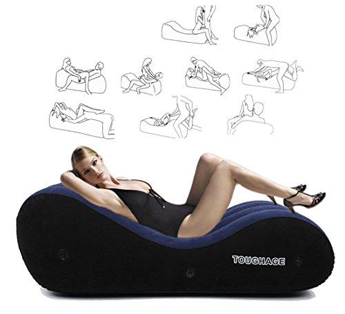 ITIEZY Aufblasbare Sex-Kissen Sex-Möbel Sex Sofa Position Pad Erwachsene Spielzeug für Paare Adult Games Aufblasbare Sofa Spielzeug