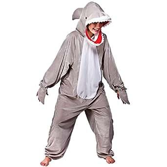 Deguisement Adulte Requin Taille Unique Animal Costume