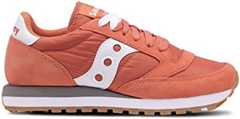 Saucony Sneakers Jazz Original Rojo, Mujer.