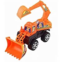SUNMUCH Construction Excavator Truck Toy for Kids with Shovel Arm Claw