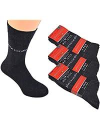 12-er oder 15-er Pack Paar Herren PIERRE CARDIN Business Anzug-Socken Baumwolle Markenware schwarz anthrazit dunkelblau braun hellgrau wählbar