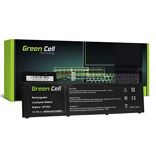Green Cell® Laptop Akku für ASUS X556 X556U X556UA X556UA-1A X556UA-6200U X556UA-7100U X556UA-7500 X556UA-BB31-RD X556UA-DM1069T X556UA-DM1143T (Li-Polymer Zellen 5000mAh 7.6V Schwarz)