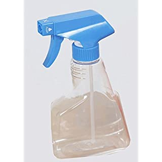 Adjustable Clear Spray bottle _ Small Child Size