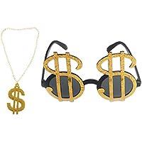 cdd4b2885d482 B Baosity Lindos Anteojos con Collar Gafas para Niños Juguete