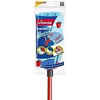 Vileda 3 Action Supermocio Floor Mop with Stick