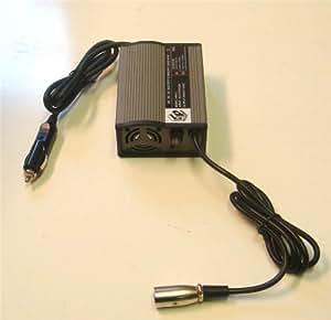 high power batterie 24 v 1 5 a pour fauteuil roulant motoris rechargeable sur prise allume. Black Bedroom Furniture Sets. Home Design Ideas