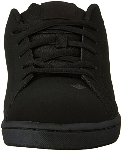 Dc Shoes Net M, Baskets mode homme Noir - Black/Black/Black