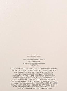 First - Eau de Toilette pour femme - Van Cleef & Arpels -  Vaporisateur 100 ml