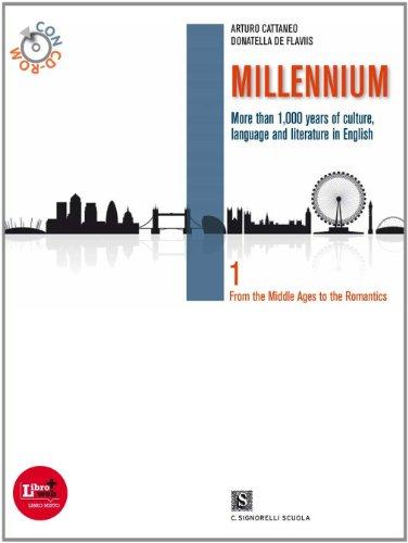Millennium. Per le Scuole superiori. Con CD-ROM. Con espansione online: 1