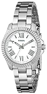 Fossil Analog Silver Dial Women's Watch-AM4608