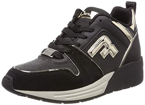 Replay Damen Walden Sneaker Schwarz (Black 3) 41 EU