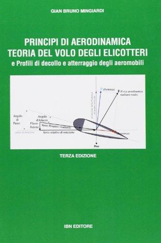 Principi di aerodinamica, teoria del volo degli elicotteri e profili di decollo e atterraggio degli aeromobili