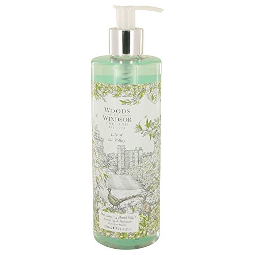 Woods of Windsor Lily of the Valley by Hand Wash 11.8 oz/349 ml (Women)