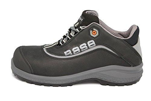 """'Base S3SRC sicurezza scarpe da lavoro-Metallo libero Be Free """" nero 50"""