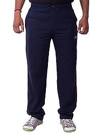 Lingo Men's Hosiery Track Pants Pyjama - Navy Blue