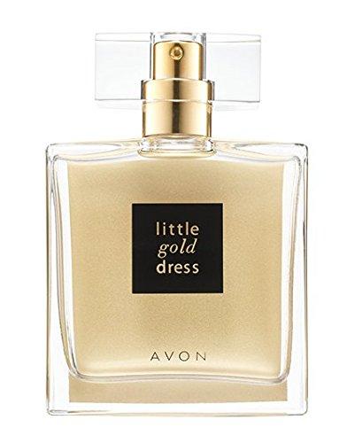 Avon Little Gold Dress Eau De Parfum, 50ml