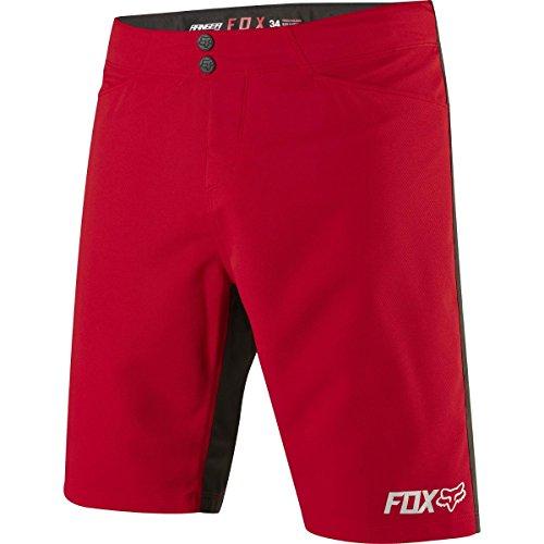 Fox Short Ranger WR, Bright Red, Größe 36