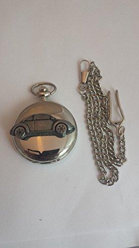 vw-new-beetle-ref302-zinn-effekt-emblem-silber-poliert-fall-herren-geschenk-quarz-taschenuhr-hergest