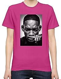 Will Smith Blows Coke Cocaine Drugs Fresh Prince Camiseta Mujeres