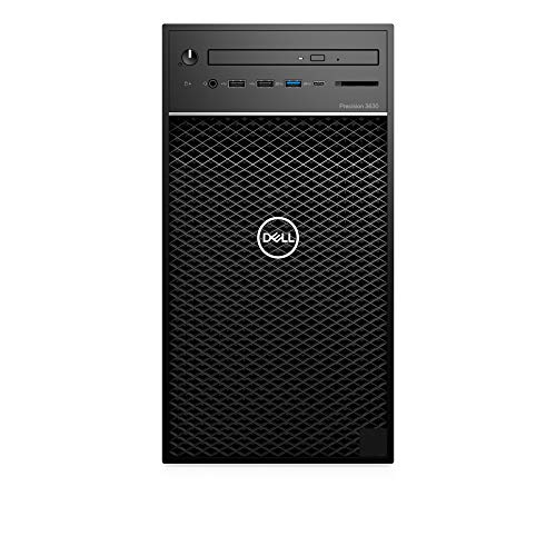 Dell Precision 3630 Tower Komplett-PC, schwarz