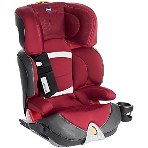 Chicco Oasys Evo 2–3FixPlus asiento auto Red Passion