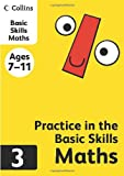Collins Practice in the Basic Skills – Maths Book 3