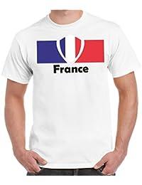 30b914249 Amazon.es  Camisetas Francia - 2XL   Ropa especializada  Ropa