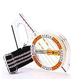 YUNFEILIU Compas Elite Course Boussole Tour De Piste Portable Boussole Voyage Randonnées Orientation