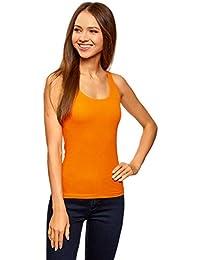 detaillierte Bilder professionelles Design online Shop Suchergebnis auf Amazon.de für: Shirt Trägershirt - Orange ...