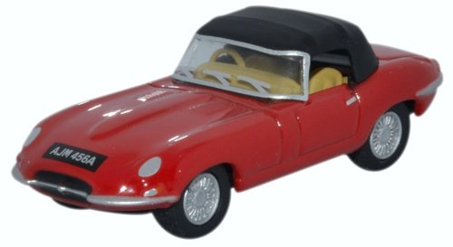 OXFORD DIECAST 76ETYP011 Jaguar E Type DHC Closed Carmen for sale  Delivered anywhere in Ireland