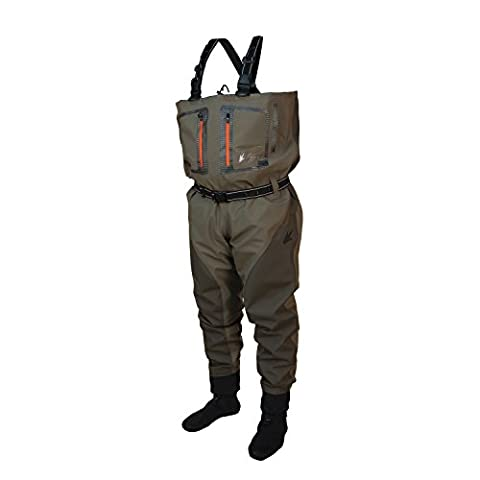 Frogg Toggs Pilot II Breathable Stockingfoot Waders, X-Large by Frogg Toggs