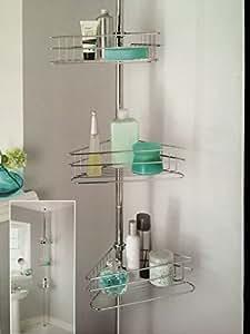 Stainless Steel Corner Shower Caddy Uk