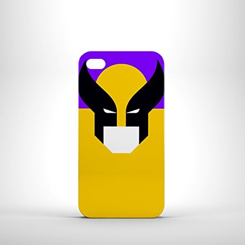 Wolverine Iphone 4S Super-héros