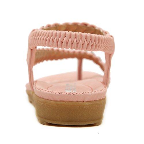 DQQ da donna, con cordoncino Sandalo con cinturino alla caviglia 1