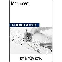 Monument: Les Grands Articles d'Universalis