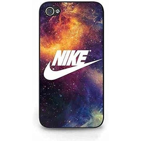 Funda Para iPhone 4/iPhone 4S Hard Funda,Fashion Nike Logo Phone Funda